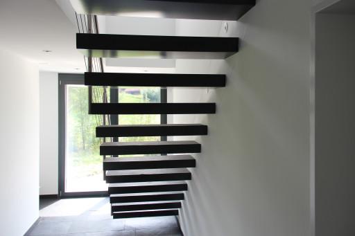 Terrassenhäuser Oftringen Treppenhaus