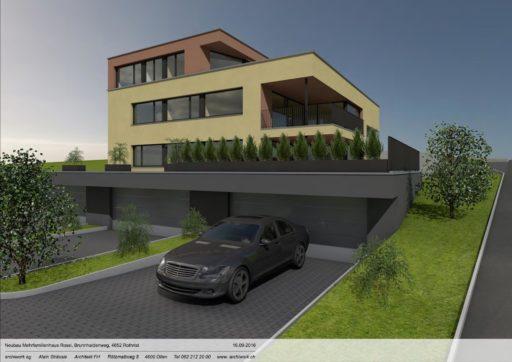 Wohnungen Brunnhaldenweg