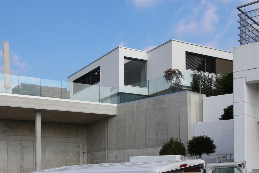 Einfamilienhaus k hrainweg vordemwald archiwork ag for Zweifamilienhaus modern