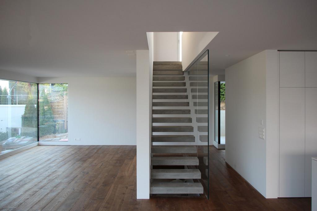 Einfamilienhaus Kuhrainweg Vordemwald Archiwork Ag