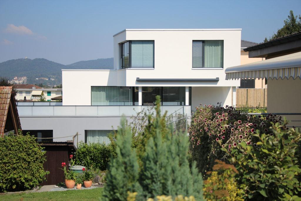 Neubau in Rothrist