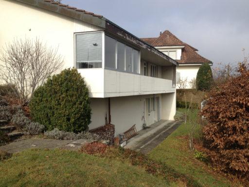 Umbau EFH in Strengelbach