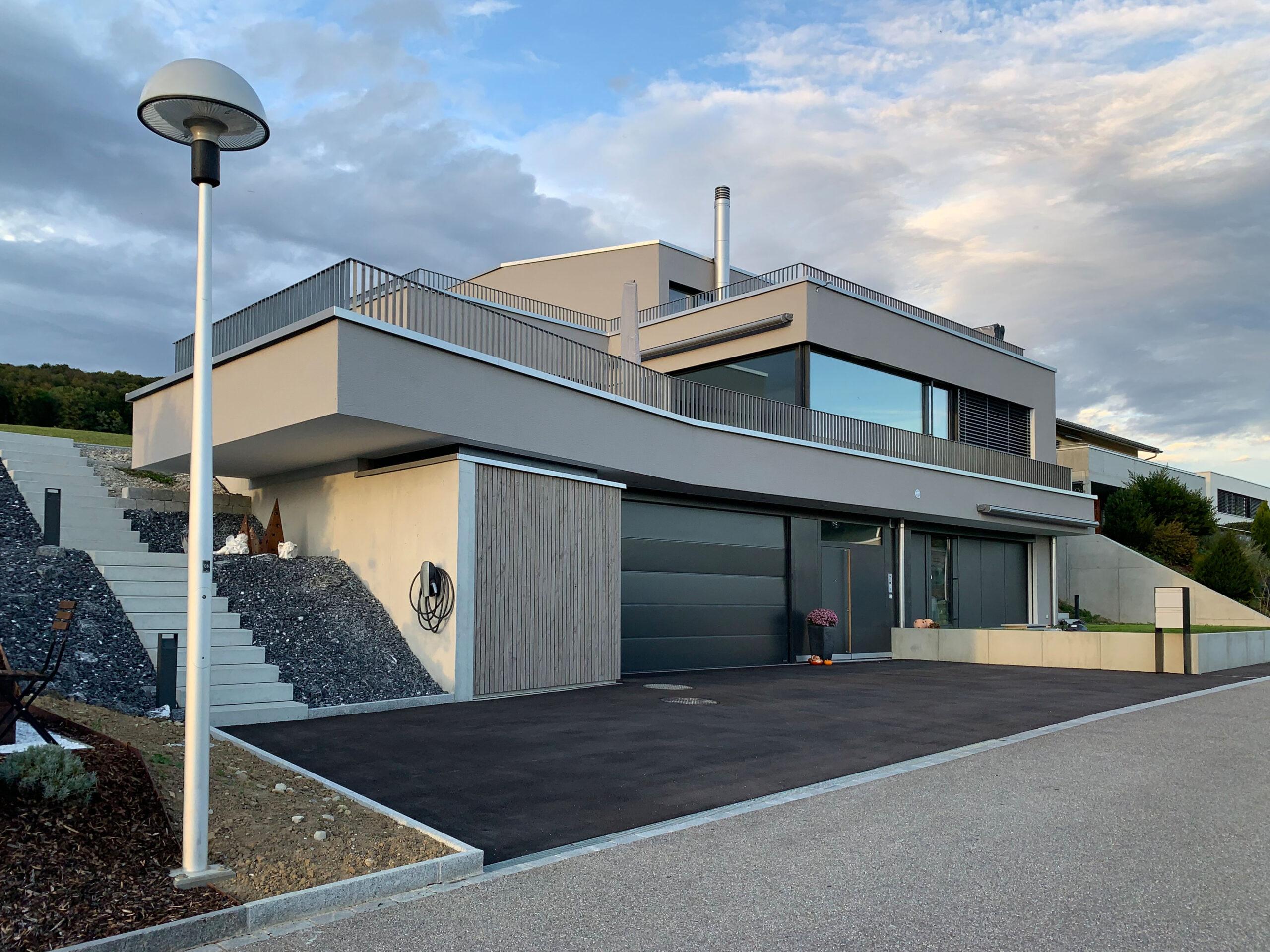 Neubau Wolfbachblick